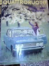 Quattroruote 137 1967 BMW Tilux
