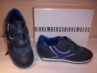 Scarpe scarpine sneakers Bikkembergs neonato bimbo primi passi 19 20 21 22 23 26