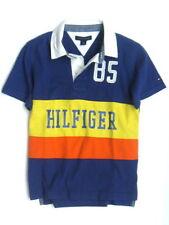 Tommy Hilfiger Jungen-T-Shirts, - Polos & -Hemden Größe 140 aus 100% Baumwolle