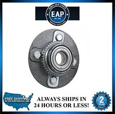For 1999-2005 Accent 1.5L 1.6L L4 W/ ABS Rear Axle bearing And Hub Assembly New