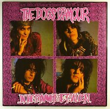 """12"""" LP - The Dogs D'Amour - In The Dynamite Jet Saloon - M660 - washed & cleaned"""