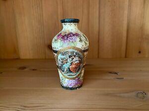 *** Jugendstil Porzellan Vase ca. 1910 - Bienenkorb-Marke, Erdmann Schlegelmilch
