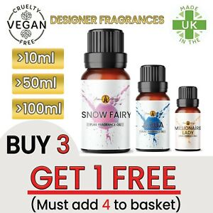 DESIGNER Fragrance Oil Dupe Famous Scents For Candle Wax Melt Making Diffuser