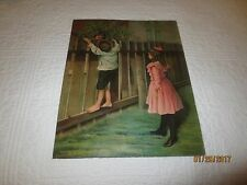"Men & Women Magazine Antique I DON'T LIKE YOU ANY MORE Art Print - 16"" x 20"""