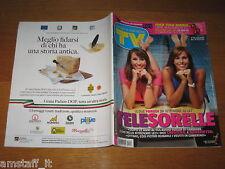 TV SORRISI E CANZONI=2012/28=CRISTINA BENEDETTA PARODI=RAFFAELLA CARRA' TUCA TUC