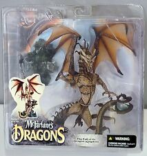 McFarlane's Dragons Fall of the Kingdom Sorcerer's Dragon Clan 4 Action Figure