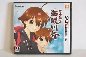 Sayonara Umihara Kawase Yumi's Odd Odyssey Nintendo 3DS Japan Import US Seller