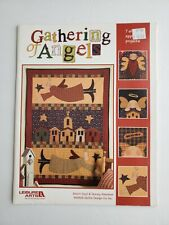 Gathering of Angels Quilting book. by Leisure Arts the art of everyday living