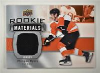 2019-20 Series 2 Rookie Materials #RM-PM Philippe Myers - Philadelphia Flyers