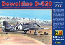RS Models 1/72 Dewoitine d.520 # 9291