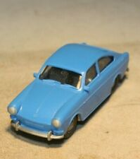 1967 VW 1600 TL Fastback HO Scale ROCO Made in Germany Mint! Free Shipping