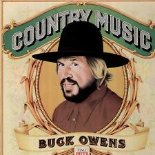Owens Buck, Country Music - rare Time Life Records STW-114 LP 1981