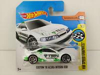 Auto Mattel Hot Wheels DTX59 Custom '01 Acura Integra GSR