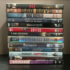 Loris-Lots Will Smith: Lot of 13 Movies    (DVD)     LIKE NEW