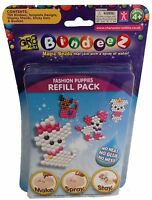 Bindeez Refill Packs - 750 Beads - FASHION PUPPIES - NEW