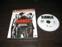 Django Unchained DVD Jamie Foxx Chritoph Waltz Leonardo Dicaprio