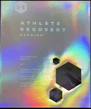 Under Armour Athlete Recovery Bedding California King Sheet Set Zinc Gray