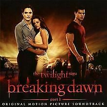 Twilight Saga: Breaking Dawn [Part 1] [Official Soundtrack... | CD | Zustand gut