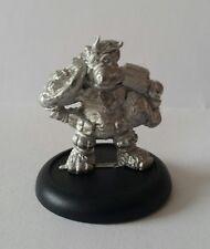 Blood Bowl Warhammer 40K Rogue Trader Necromunda Dwarf Squat Star Player Ltd Ed