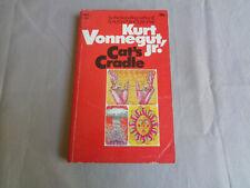 Kurt Vonnegut, Jr. - Cat's Cradle - Dell Paperback - 1971