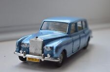 DINKY TOYS Rolls Royce PHANTOM V Blue 152 USED *restored*