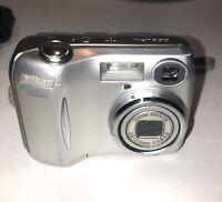 Nikon Coolpix 3200 3.2MP Digital Camera Silver