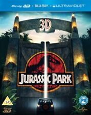 Jurassic Park 1993 Original Michael Crichton Dinosaur Classic 3d and 2d Blu-ray