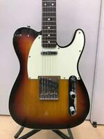 Fender Japan Telecaster TL62B Electric Guitar Tested Used
