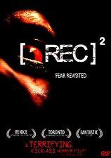 NEW DVD // [REC] 2  // Alejandro Casaseca, Oscar Sanchez Zafra, Manuela Velasco,