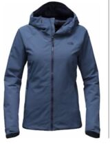 The North Face Woman's FuseForm Montro Insulated Jacket Shady Blue Size XL $299