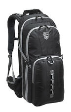 Elite Stealth Covert Operation Backpack Black 4.375lbs