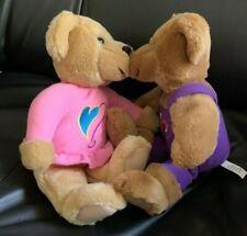 """Hallmark Vintage Kissing Bears Set 10"""""""