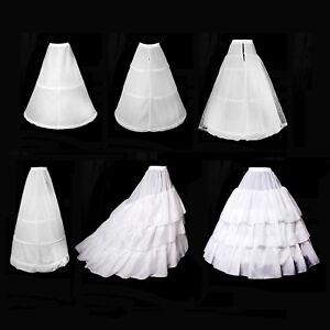 LAFAIRY Reifrock Petticoat Unterrock weiß schwarz Gr.32-58 schnell lieferbar