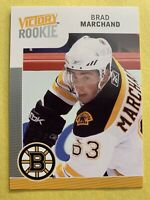 2009-10 Upper Deck Series 2 Victory Rookie #302 Brad Marchand Boston Bruins RC