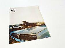 1968 Mercury Cougar Brochure