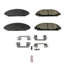 Disc Brake Pad Set Front Power Stop 17-1791 fits 15-19 Ford Mustang