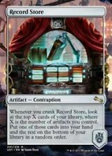 MTG Unstable RECORD STORE Magic the Gathering MINT