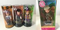 Barbie Tommy Kelly Doll Lot 4 Target Halloween Sp Edition Party Detective Mint