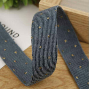 20 Yard Craft Polyester Point Ribbon Bows Christmas Wedding Gift Favor 12 Color