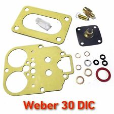 Weber 30 DIC service set gasket repair kit FIAT 850