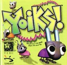 Yoiks! Pc Cd introduce students to core concepts of computer programming program
