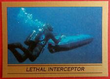 JAMES BOND - Thunderball - Base Card #103 - LETHAL INTERCEPTOR - Eclipse 1993