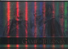 Game Of Thrones Season 5 Foil Parallel Base Card #25 The Dance of Dragons