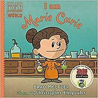 I am Marie Curie (Ordinary People Change the World) by Brad Meltzer HARDCOVER