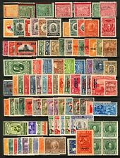Panama #67 - #321 1903-1939 Mostly Mint Hinged Lot Fresh Bright Colors 93 items