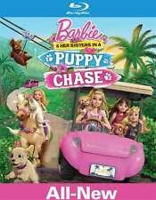 Barbie and Her Sisters in a Puppy Chase (Blu-ray Disc, 2016)
