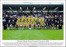 Donegal Ulster Senior Campeones de fútbol 2011: GAA impresión