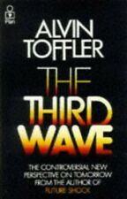 The Third Wave by Toffler, Alvin Paperback Book The Cheap Fast Free Post