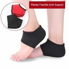 1 Pairs Plantar Fasciitis Foot Sleeve Kit Arch Support Pain Wraps Socks Black TT