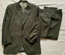 Burton Mens Grey 2 Piece Slim Fit Suit 38S Jkt 34XS Trousers